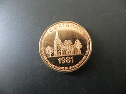 Medal Sweden Solstaden - Lokalmynt Karlstad 15 Kronor 1981 - Unclassified