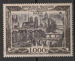 France - 1950 - Poste Aérienne PA N°Yv. 29 - Vue De Paris - Neuf Luxe ** / MNH / Postfrisch - 1927-1959 Postfris