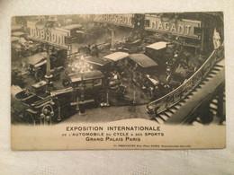 Voitures Anciennes- Exposition Internationale De L'automobile Du Cycle Et Des Sports Grand Palais Paris - Sonstige