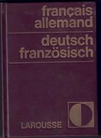 Larousse Français Allemand A. Pinloche - Dictionaries