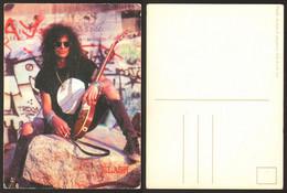 Musician SLASH Sub Rock Art  #16041 - Music And Musicians