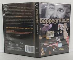 00334 DVD - Beppegrillo.it - Casaleggio 2005 - Documentaire