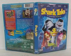 00340 DVD - Shark Tale - DreamWorks - Animatie