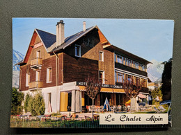 HOTEL RESTAURANT LE CHALET ALPIN GUILLESTRE - Hotels & Gaststätten
