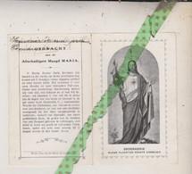 Gedenkenis Mijner Plechtige Eerste Communie, Drukkerij Van Os-De Wolf, Antwerpen - Communion