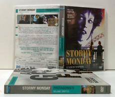 00518 DVD - STORMY MONDAY - Mike Figgis - Melanie Griffith, Tommy Lee Jones 1988 - Politie & Thriller