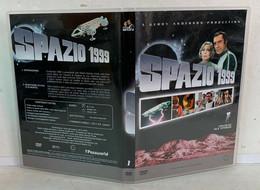 00538 DVD - Spazio 1999 Vol. 1 - La Repubblica - Sciencefiction En Fantasy