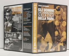 00671 DVD - GLI UOMINI CHE CAMMINAVANO SULLA CODA DELLA TIGRE - Akira Kurosawa - Actie, Avontuur