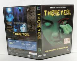 00709 DVD - THE EYE - Sin-Je Lee, Lawrence Chou, Chutcha Rujinanon 2002 - Horror