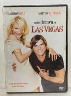 00696 DVD - NOTTE BRAVA A LAS VEGAS -  Cameron Diaz, Ashton Kutcher (sigillato) - Komedie