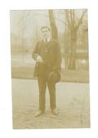 Carte Photo - Homme En Costume - PHA 155 - Photographs