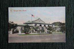 MANILLE ( MANILA)  - Spanish Club. - Philippines