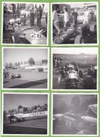 14 Photographie Originales ALBI Course Automobile 1967 Guenard Stewart Ickx Pescarolo Servoz Clark 81 TARN + Négatifs - Sports