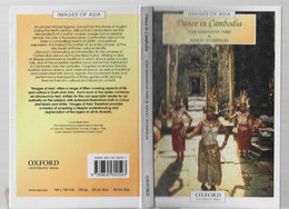 DANCE IN CAMBODIA.  IMAGES D'ASIE. CAMBODGE. - Cultura