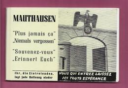 MAUTHAUSEN. CAMP WW II. - Guerra 1939-45