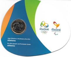 "Brasil Brazil 2014 Rio De Janeiro Olympics 2016 - Atletismo ""BUC"" - Brazil"