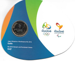 "Brasil Brazil 2014 Rio De Janeiro Olympics 2016 - Golf ""BUC"" - Brazil"
