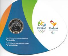 "Brasil Brazil 2014 Rio De Janeiro Olympics 2016 - Paratriatlo ""BUC"" - Brazil"