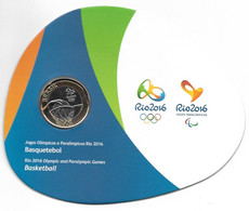 "Brasil Brazil 2015 Rio De Janeiro Olympics 2016 - Basquetebol ""BUC"" - Brazil"