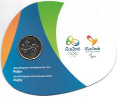 "Brasil Brazil 2015 Rio De Janeiro Olympics 2016 - Rugby ""BUC"" - Brazil"