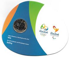 "Brasil Brazil 2015 Rio De Janeiro Olympics 2016 - Vela ""BUC"" - Brazil"