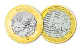 Brasil Brazil 2015 Rio De Janeiro Olympics 2016 - Rugby UNC - Brazil