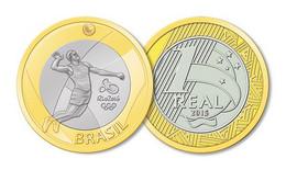 Brasil Brazil 2015 Rio De Janeiro Olympics 2016 - Volleyball UNC - Brazil