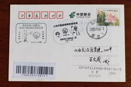 Win The Blocking War,CN 20 Shenyang Fighting COVID-19 Pandemic Novel Coronavirus Pneumonia Three Propaganda PMKs Used - Enfermedades