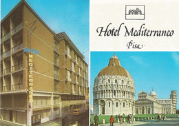 HOTEL MEDITERRANEO PISA  (2243) - Hotels & Restaurants