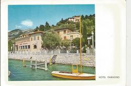 HOTEL PARADISO  TORBOLE    (2246) - Hotels & Restaurants