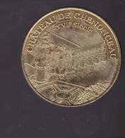 Jeton Médaille MDP Monnaie De Paris  Chateau De Chenonceau 2008 - 2008