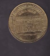 Jeton Médaille MDP Monnaie De Paris  Théâtre Antique D'Orange 2006 - 2006