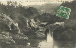 CPA De ALAIS - Vallon D'Arènes : Le Gouffre De Négo-Bouc. - Alès
