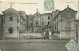 CPA De ALAIS - Maison Des Soeurs Franciscaines. - Alès