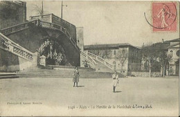 CPA De ALAIS - La Montée De La Maréchale. - Alès