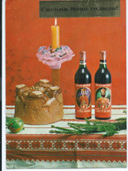 """New Year 1974 & Serbian Christmas ,wine,,King Lazar"""" & ,,Empress Milica"""" - Other"""