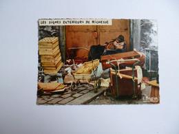 Habitat Du Clochard  -  Photo Et Légende Louis BUFFIER  -  Photographe - Other