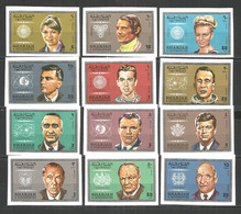 Sharjah 1969 Year Mint Stamps MNH(**)  Imperf. - Sharjah