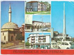 Yugoslavia,Serbia,Kosovo - Ferizaj,mosque - Kosovo