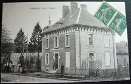 39 Jura - CENSEAU La Poste ( Cpa ) - Andere Gemeenten