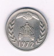 1 DINAR 1972  ALGERIJE /7193/ - Algeria