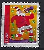 USA  2003  Christmas (o) Mi.3794 BD (small Format) - Gebraucht