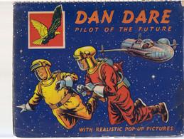 Dan Dare Pilot Of The Future Pop-Up Book 1950s - Pop-Up Books