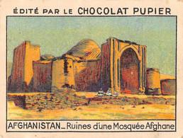 PIE-FO-21-2896 : AFGHANISTAN. MOSQUEE. EDITION DU CHOCOLAT PUPIER. - Afghanistan