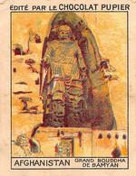 PIE-FO-21-2898 : AFGHANISTAN. GRAND BOUDDHA DE BAMYAN. EDITION DU CHOCOLAT PUPIER. - Afghanistan