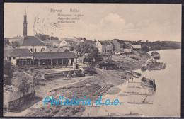 "Brčko, 1911, Railway TPO Cancellation ""Brčka - Vinkovci, 142"" - Bosnia And Herzegovina"