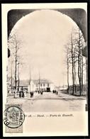 N° 18  -  Diest. .  -  Porte  De  Hasselt - Diest