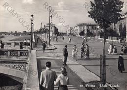 CARTOLINA  PARMA,EMILIA ROMAGNA,VIALE TOSCHI,BELLA ITALIA,MEMORIA,RELIGIONE,CULTURA,BOLLO STACCATO,VIAGGIATA 1951 - Parma