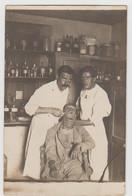 Dentiste Scène De Dentiste à L'Armée Près De Fez Au Maroc En 1919 - Chirurgien-Dentiste - Dent - Other