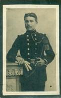 WO1 / WW1 - Doodsprentje Oscar Verhellen - Zulzeke /  - Gesneuvelde - Obituary Notices